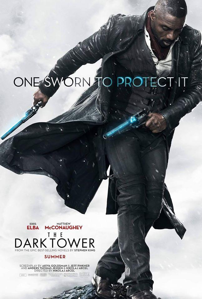 Постеры Темной башни