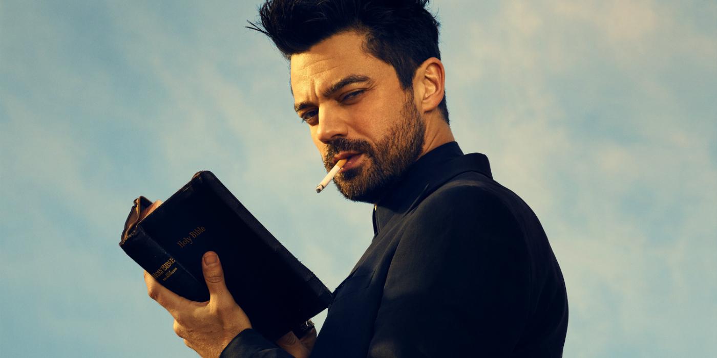 Трейлер: Проповедник (сериал, 2 сезон) (Preacher, season 2)