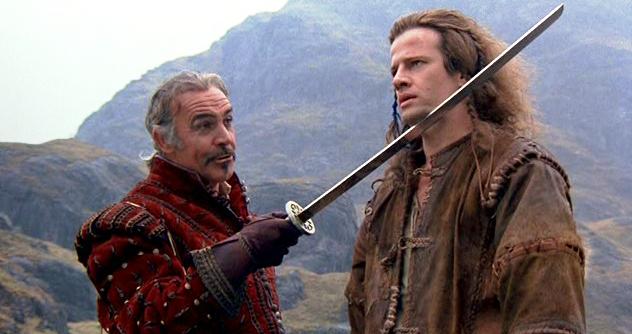 Горец (Highlander) 1986