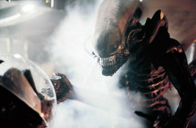 50 лучших фантастических фильмов Чужой 1979