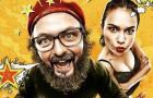 Фільм «DZIDZIO КОНТРАБАС» презентує вбивчий народний тизер