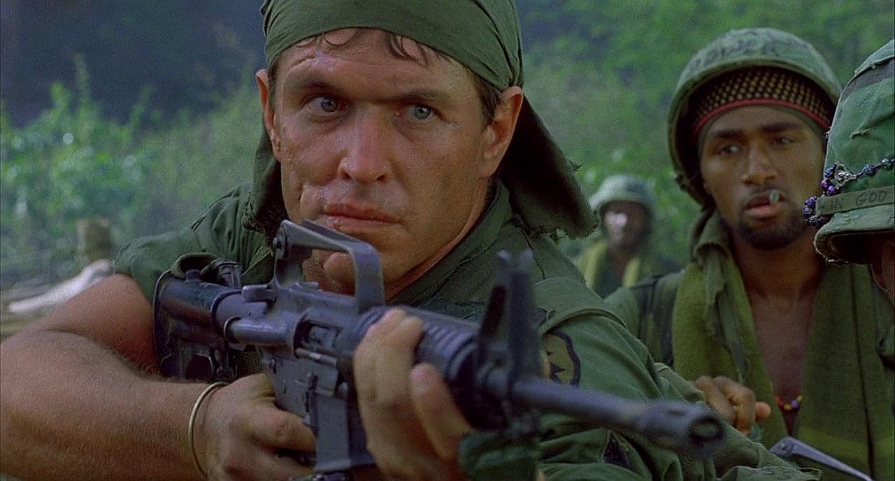 platoon a film on the vietnam
