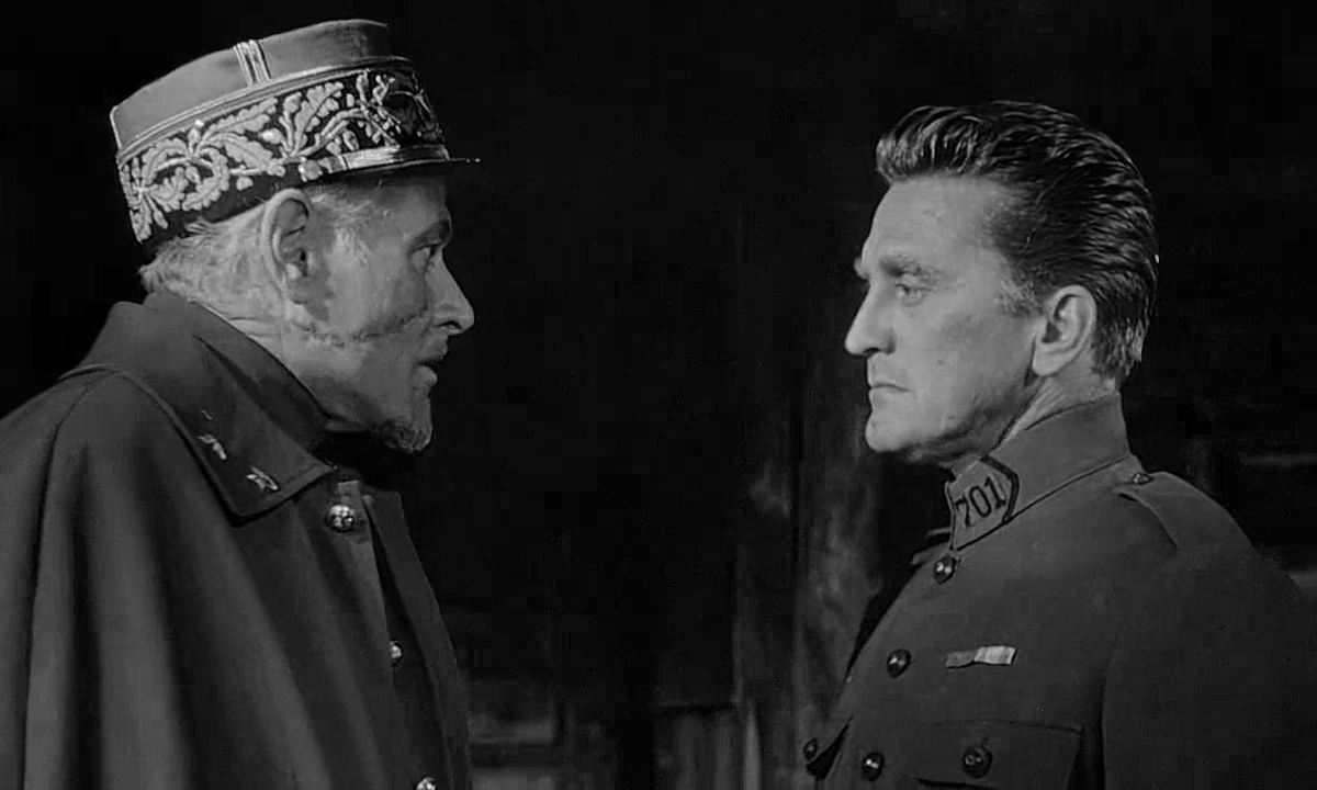 Тропы славы (Paths of Glory) 1957