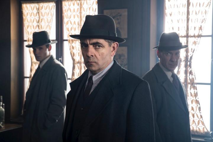 Мегрэ (Maigret) сериал 2016 Роуэн Аткинсон