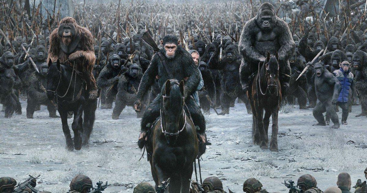 война за планету обезьян кадр 3