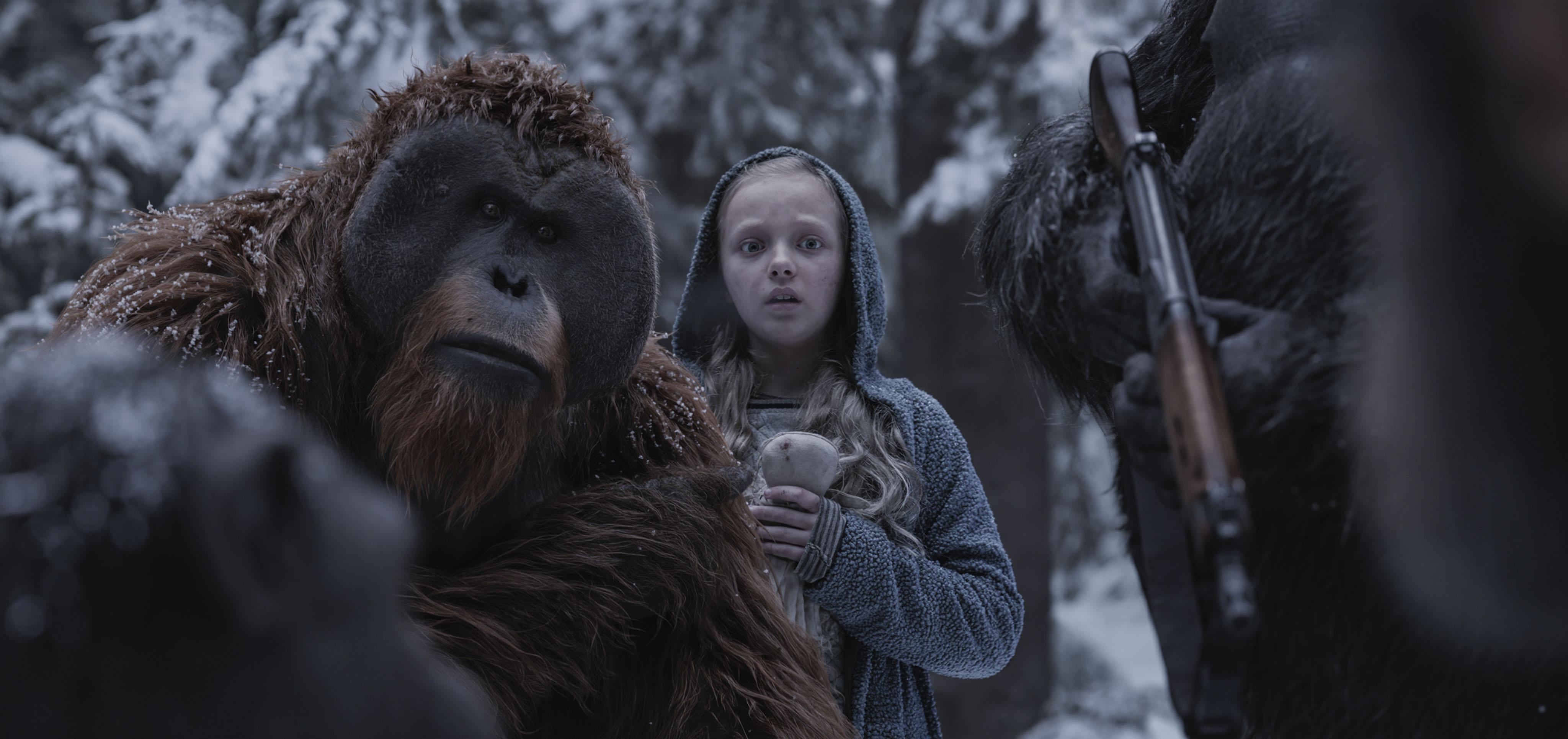 война за планету обезьян кадр 9