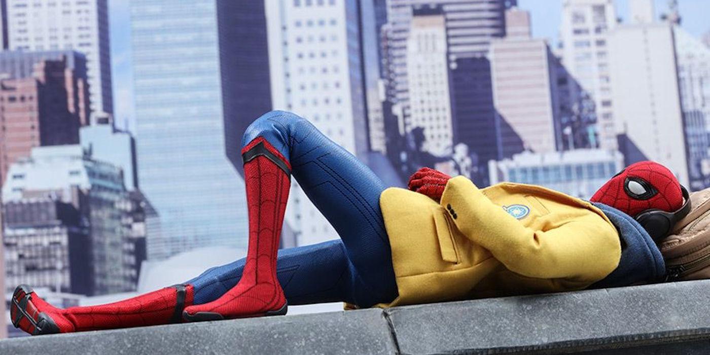 человек-паук возвращение домой кадр 3