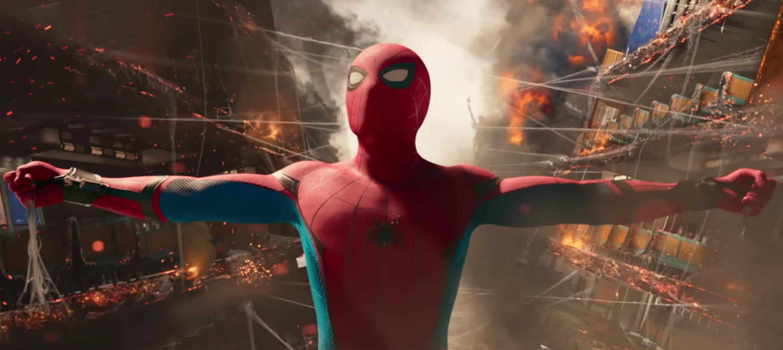 человек-паук возвращение домой кадр 6