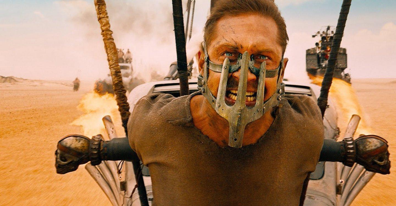 50 лучших фантастических фильмов в истории Безумный Макс (Mad Max) 2015