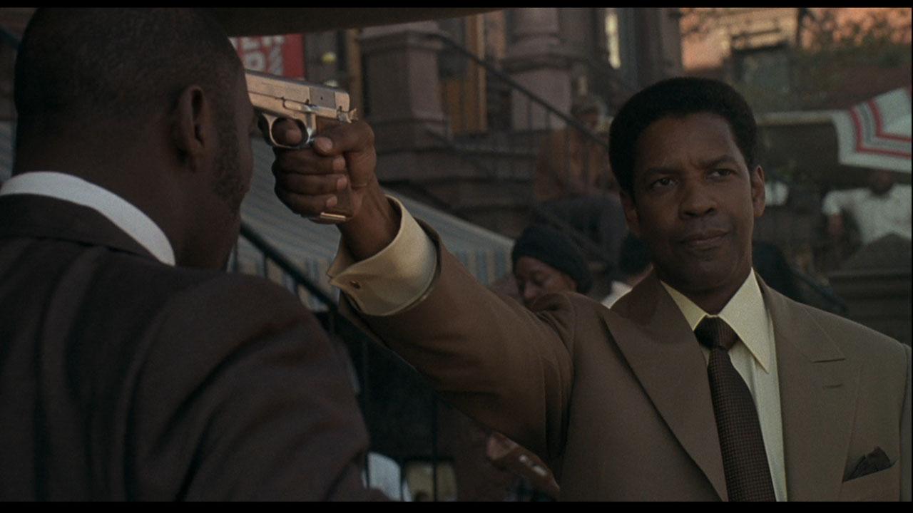 Гангстер (Американский гангстер) (American Gangster) 2007