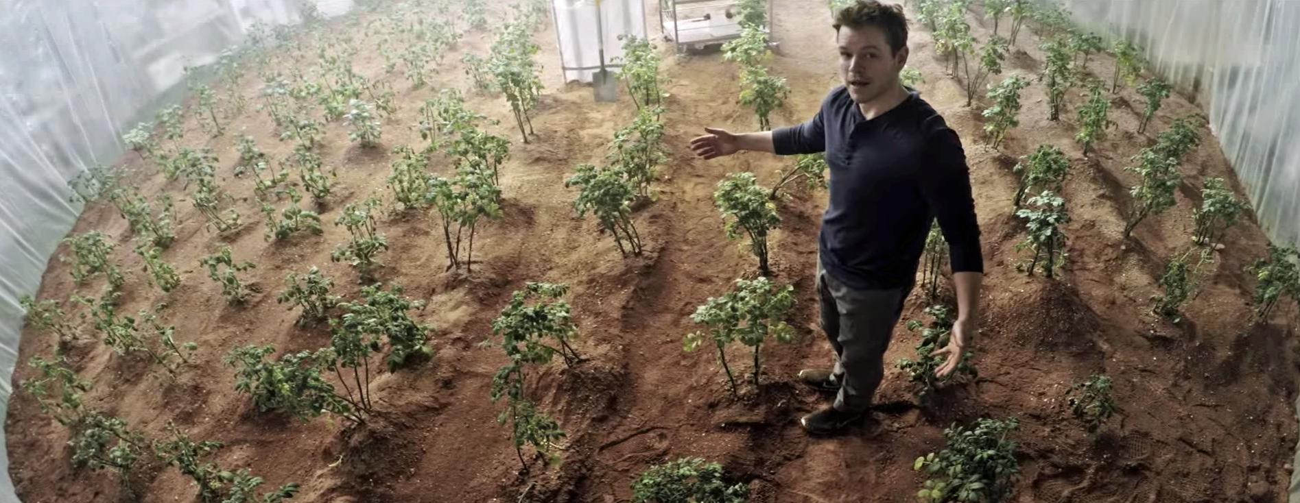 Марсианин (The Martian) 2015