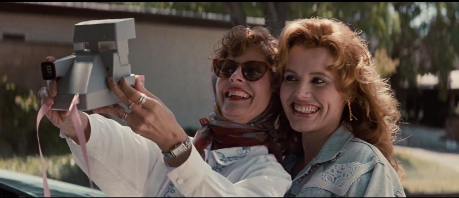 Тельма и Луиза (Thelma & Louise) 1991