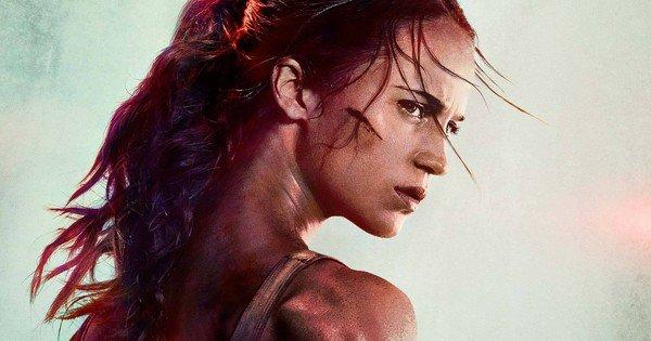 Трейлер: Лара Крофт (Tomb Raider)