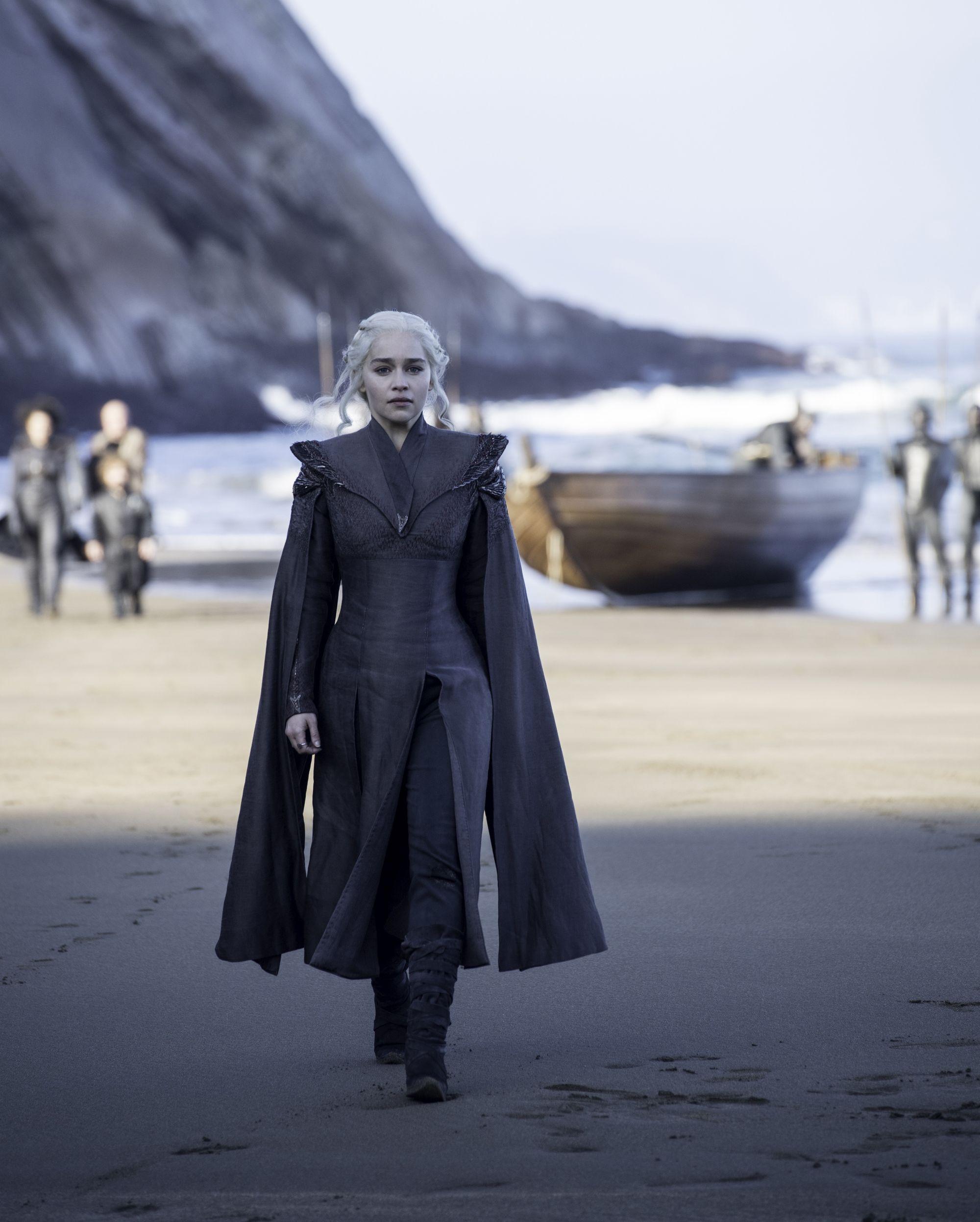 игра престолов 7 сезон кадр 4