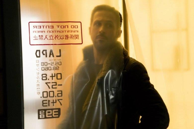"""кадры фильма """"Бегущий по лезвию 2049"""""""