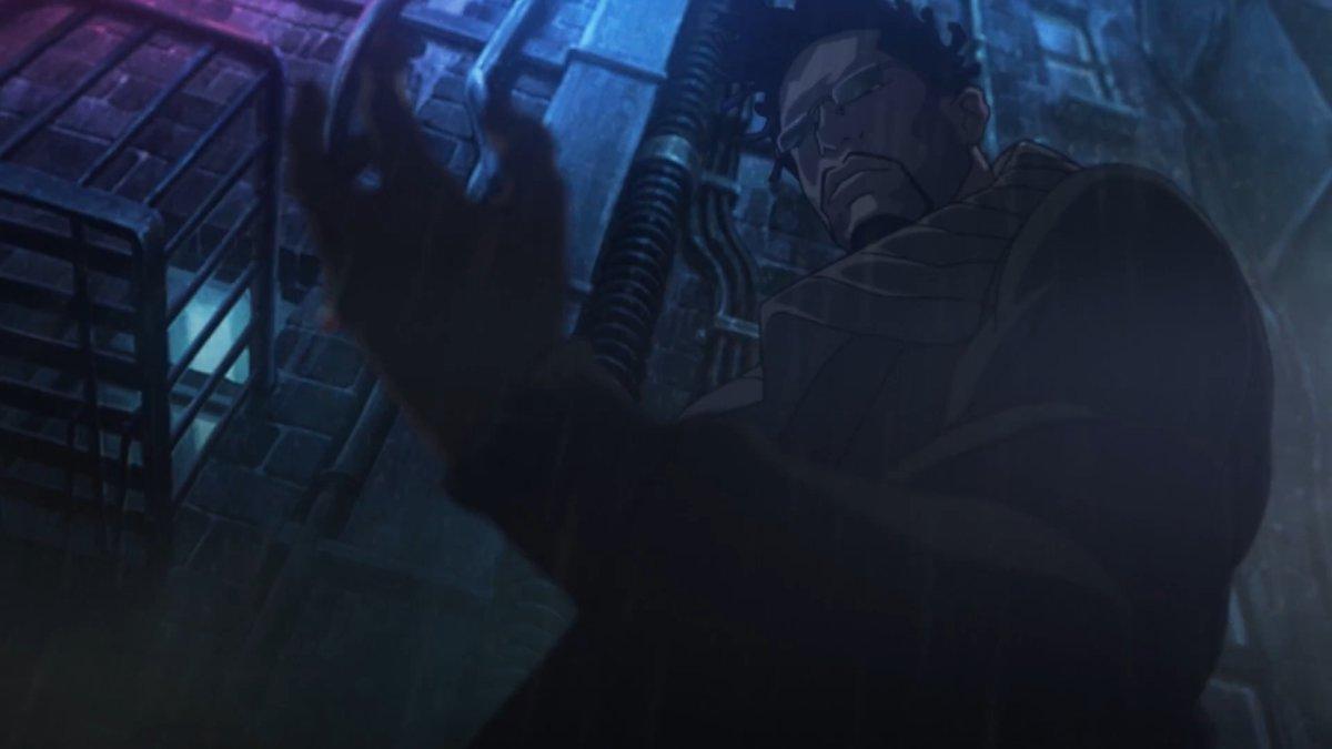 """Black Out 2022: третий короткометражный приквел к фильму """"Бегущий по лезвию 2049"""""""