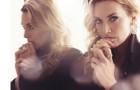 Кейт Уинслет в фотосессии для Harper's Bazaar