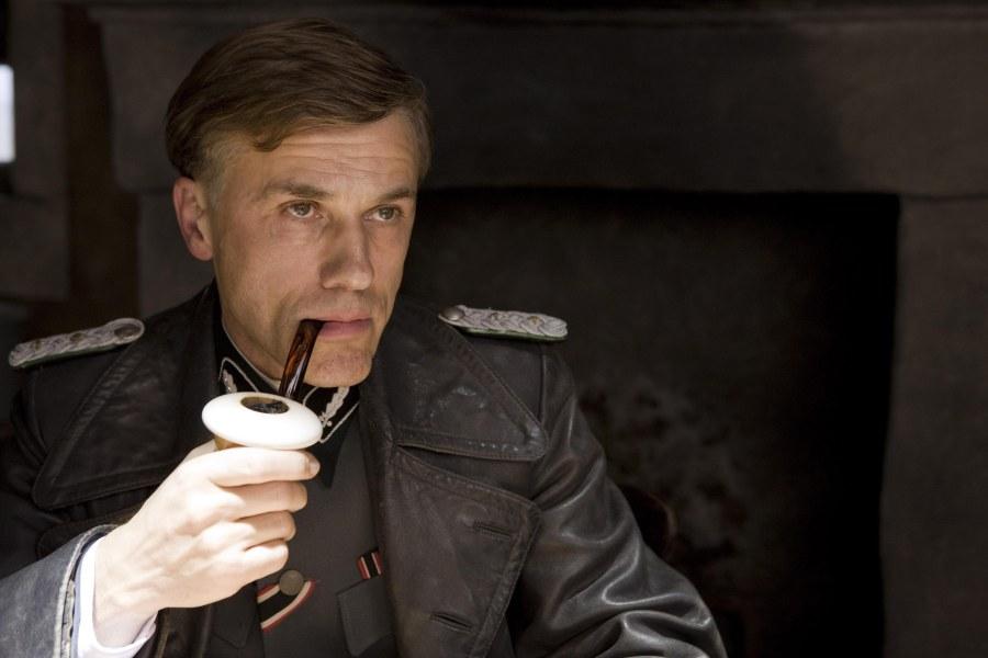 Оскар за роль злодея Кристоф Вальц Бесславные ублюдки (Inglourious Basterds) 2009