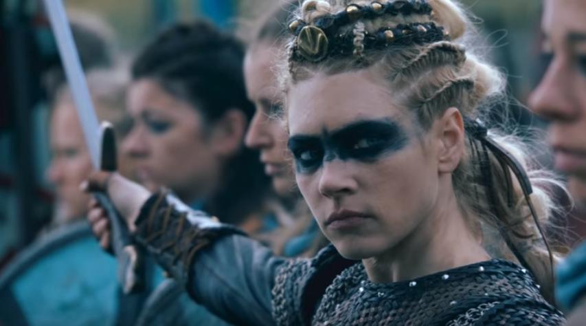 Трейлер Викинги (5 сезон) (Vikings)