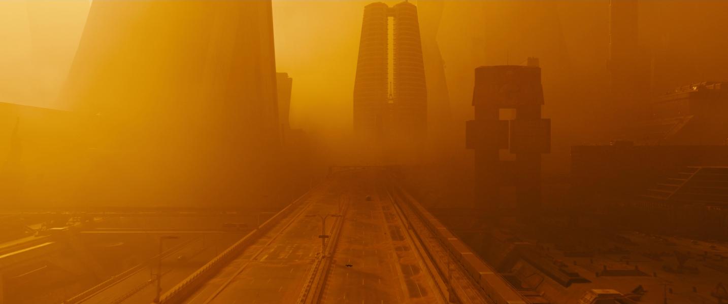Бегущий по лезвию 2049: Роджер Дикинс