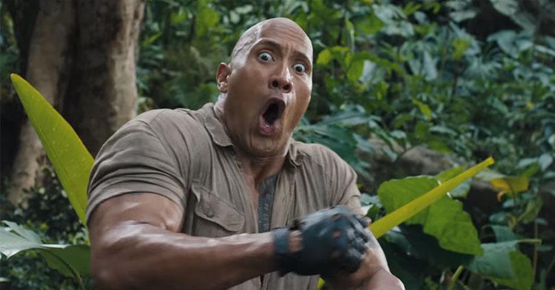 Джуманджи Зов джунглей (Jumanji Welcome to the Jungle)