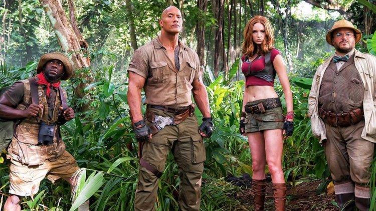 Джуманджи: Зов джунглей (Jumanji: Welcome to the Jungle)