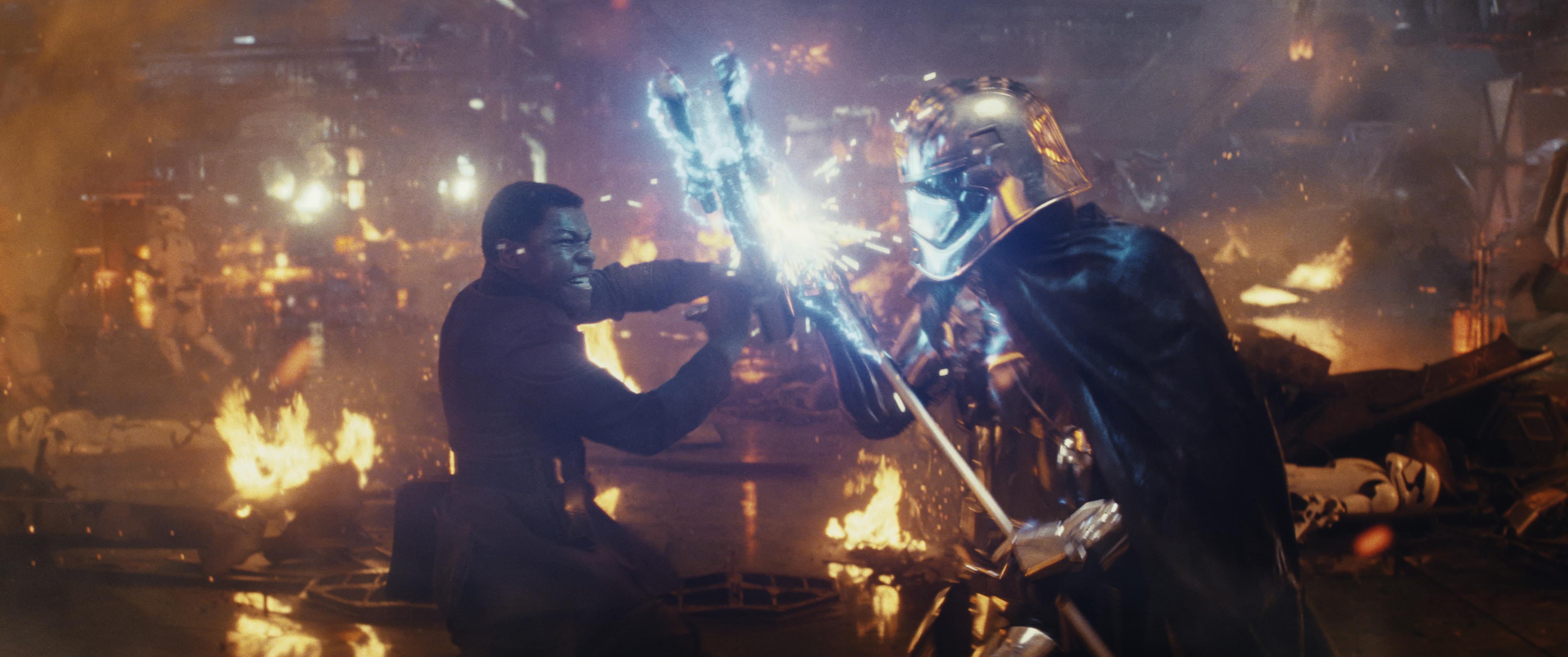 Звёздные войны. Эпизод VIII Последние джедаи (Star Wars. Episode VIII The Last Jedi) 2