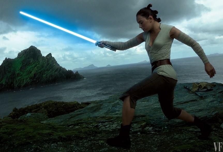 Звёздные войны. Эпизод VIII Последние джедаи (Star Wars. Episode VIII The Last Jedi) 3