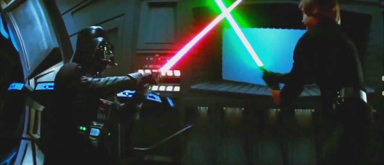 Звездные войны эпизод шестой