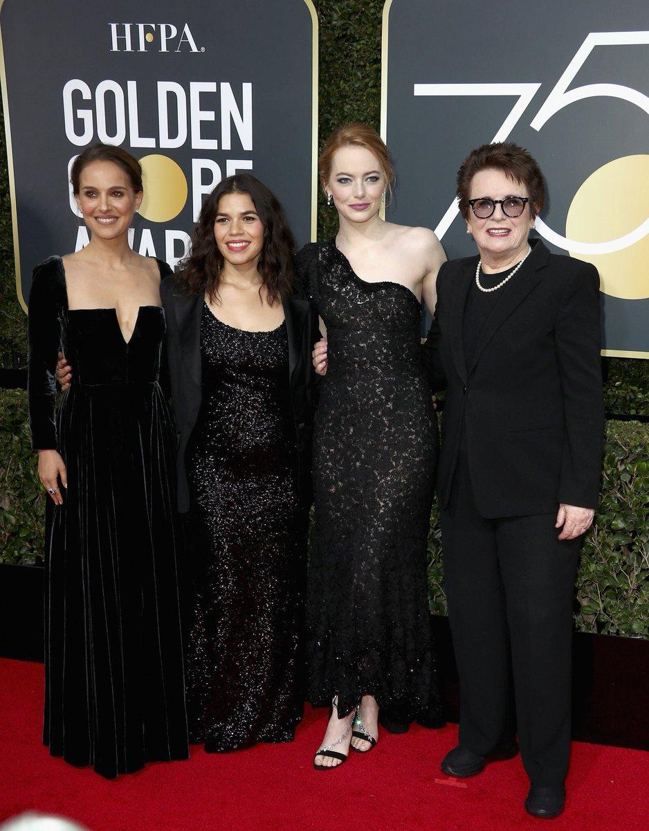 Золотой глобус 2018