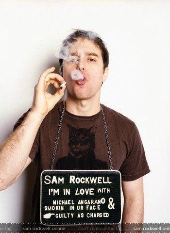 Сэм Рокуэлл