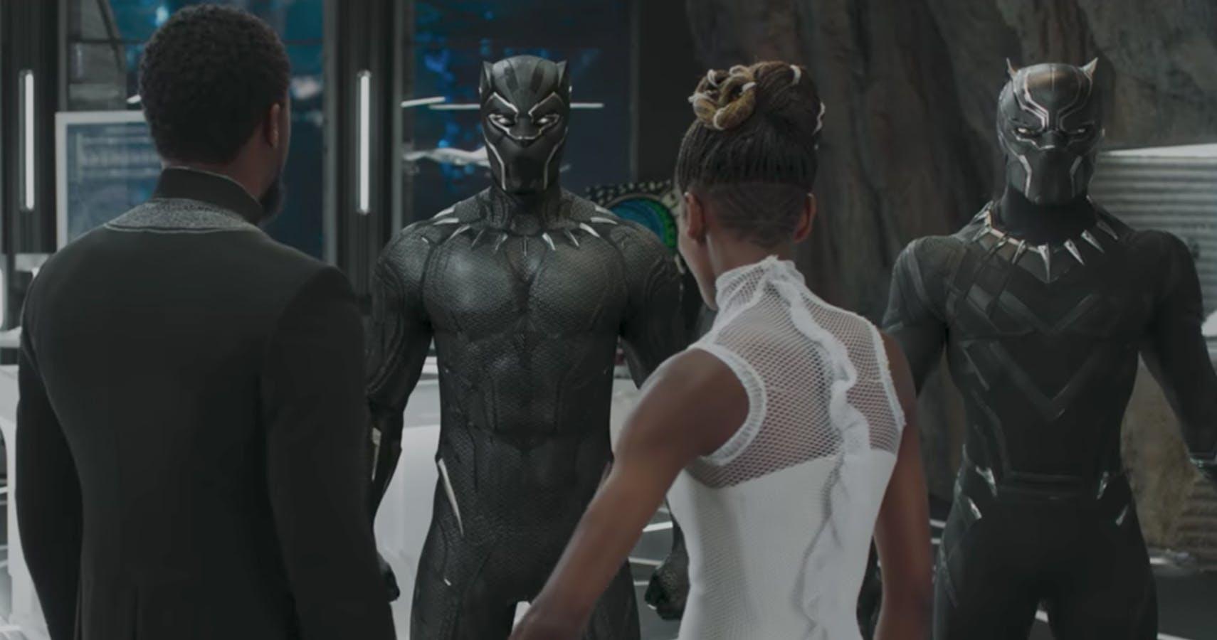 Черная Пантера (Black Panther)